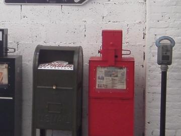 Zeitungsbox